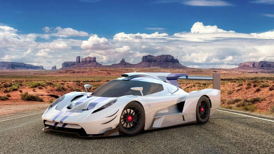 SCG unveils its Le Mans car for the road