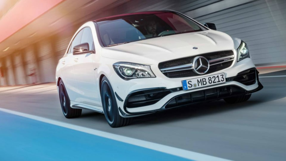2016 Mercedes-Benz CLA And CLA Shooting Brake - Price And Features For Australia