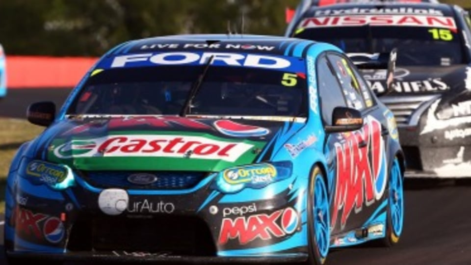 Ford quits V8 Supercars