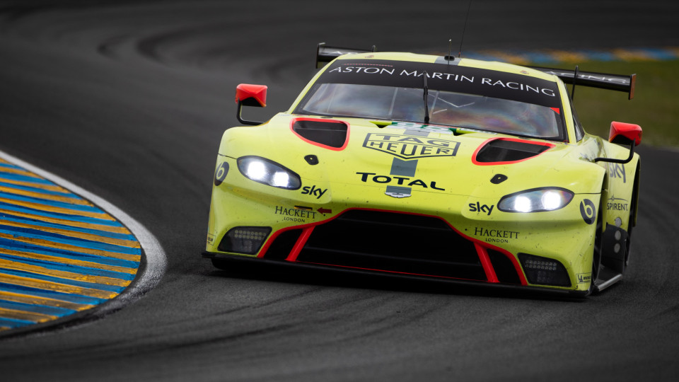 Aston Martin is reportedly set to enter the DTM.