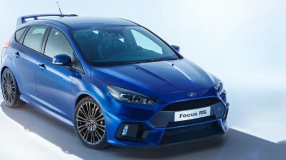 The Ford Focus RS has surfaced online ahead of its official unveiling.