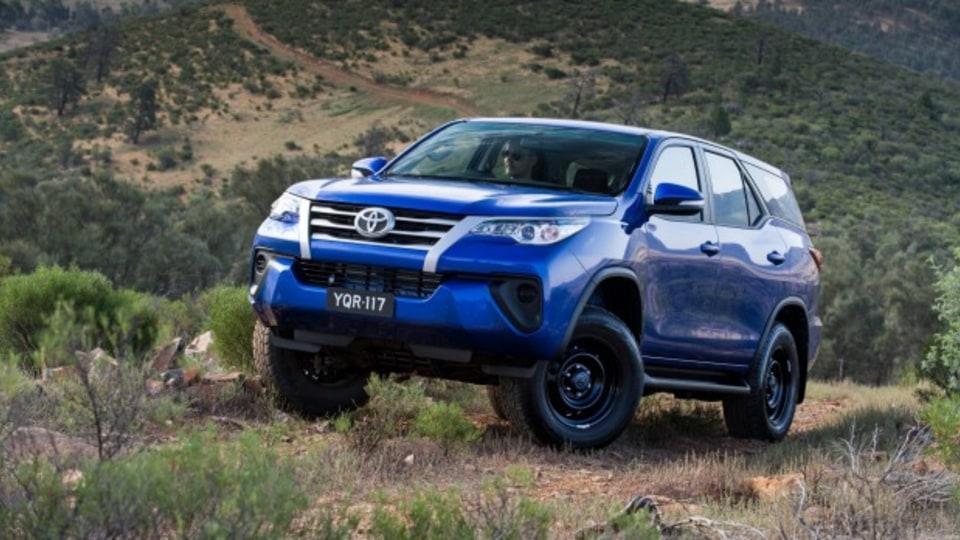 2015 Toyota Fortuner GX Toyota Fortuner