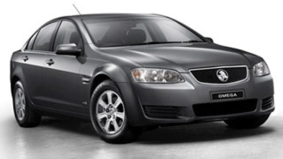Holden Commodore Omega