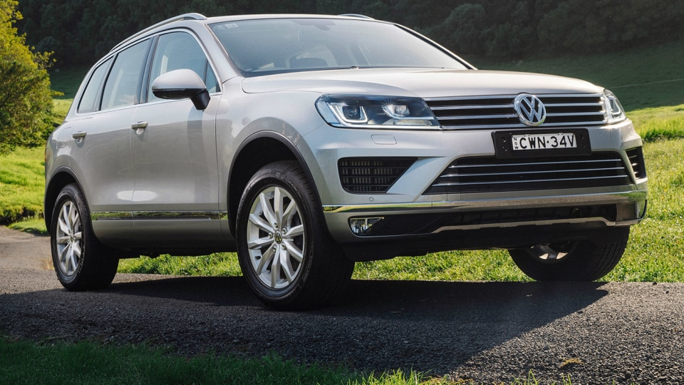 Volkswagen Touareg: 2015 Price And Features For Australia
