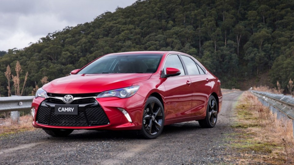 Toyota Australia has developed a new sportier Camry Atara SX model to appeal more to enthusiastic drivers