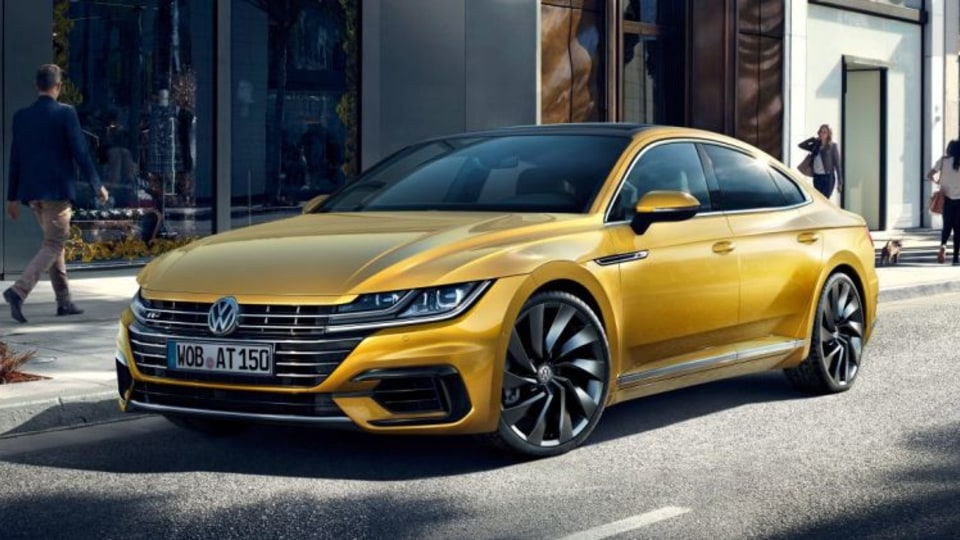 The new luxury focused Volkswagen Arteon will replace the discontinued CC.