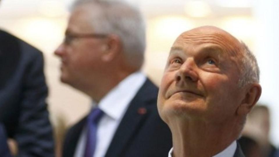 Volkswagen boss Piech outed