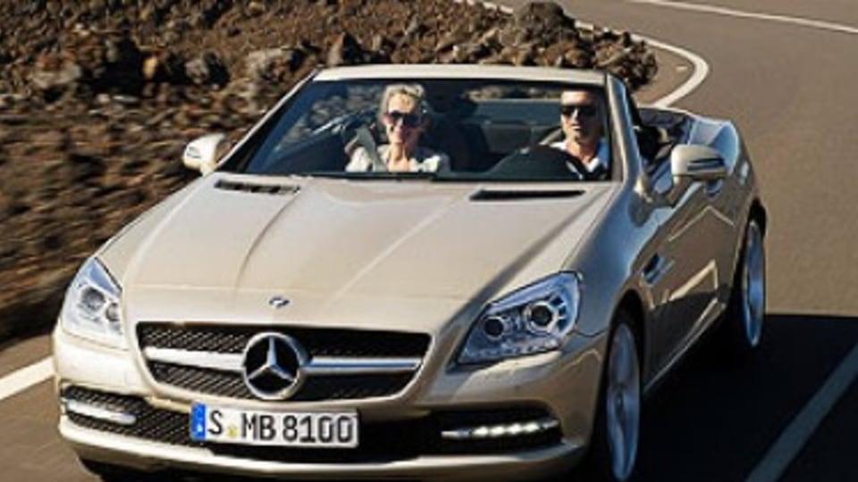 Mercedes-Benz 2011 SLK class