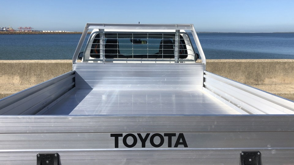 2020 Toyota HiLux review: Workmate 4×2 petrol manual-0