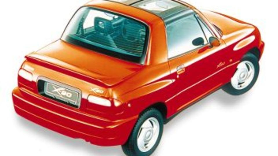 (NO CAPTION INFORMATION PROVIDED) DRIVE PIC FOR 000303. SUZUKI X90.
