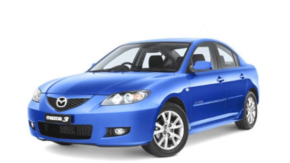 2007 Mazda3 diesel