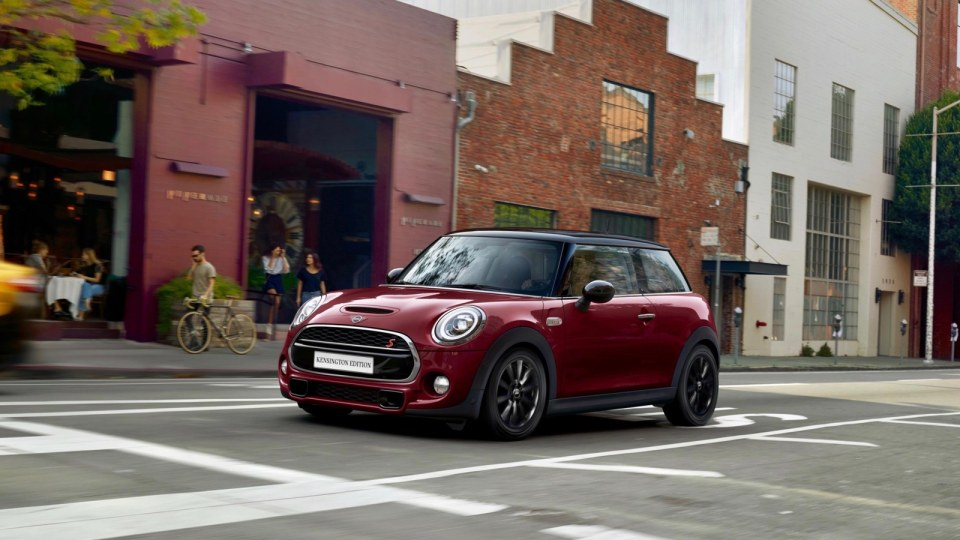 Mini Cooper Kensington limited-edition arrives