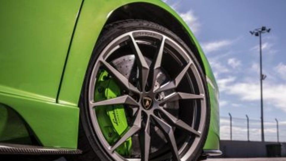 2017 Lamborghini Aventador S.