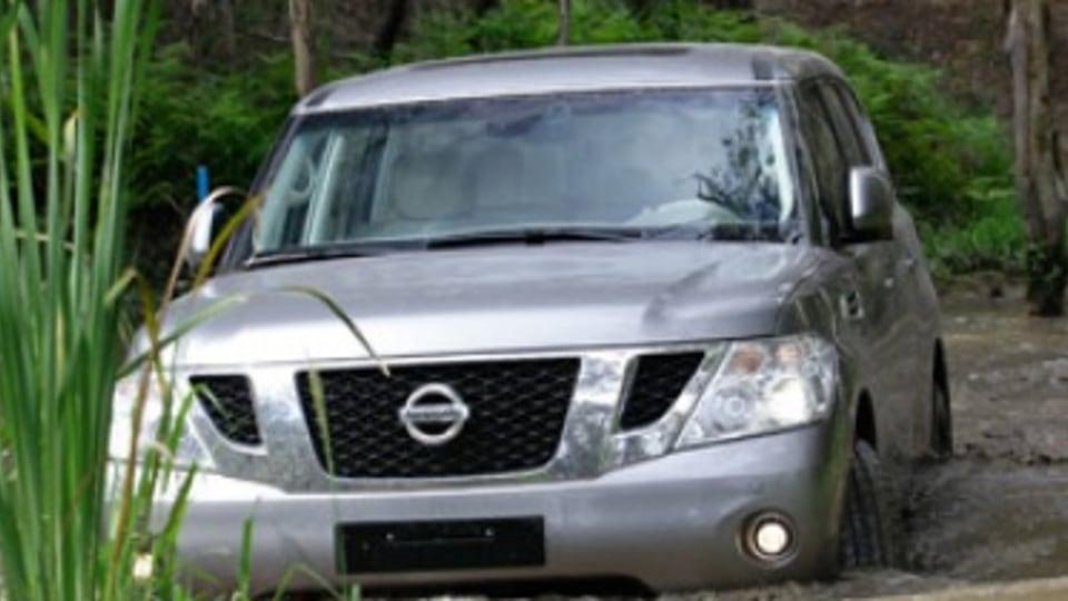 Nissan Patrol V8
