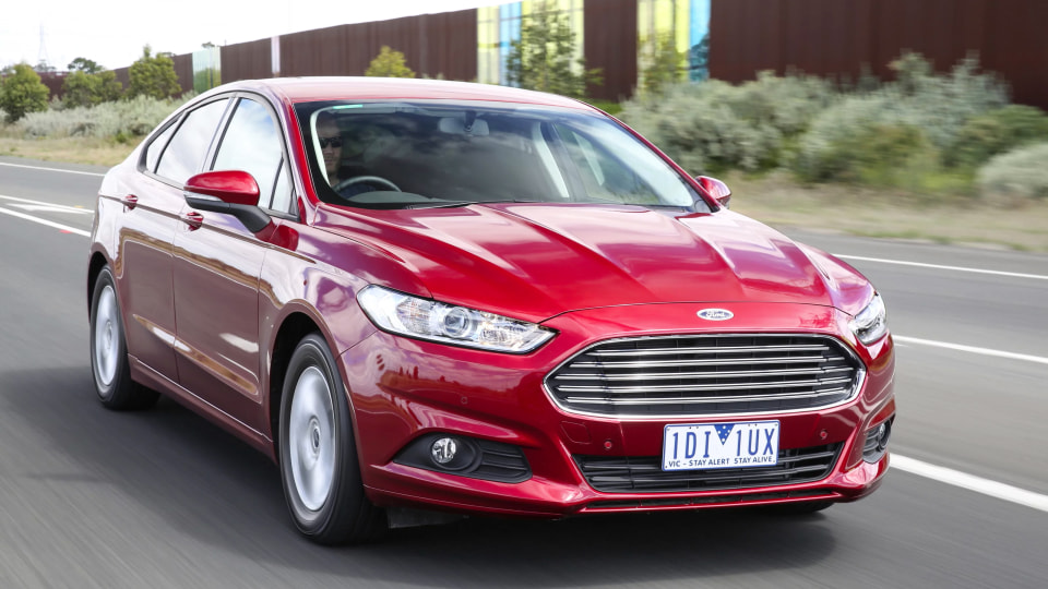 Ford Mondeo axed from mid-2020