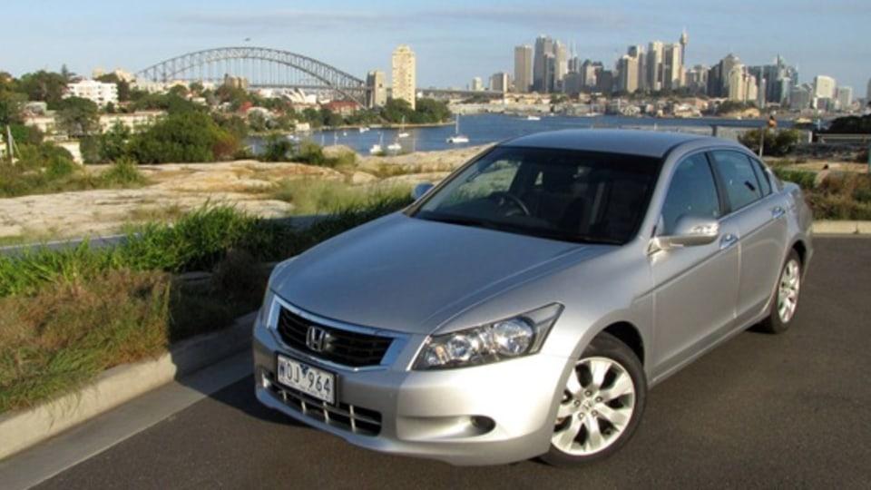 2010 Honda Accord Gains Curtain Airbags Across Range
