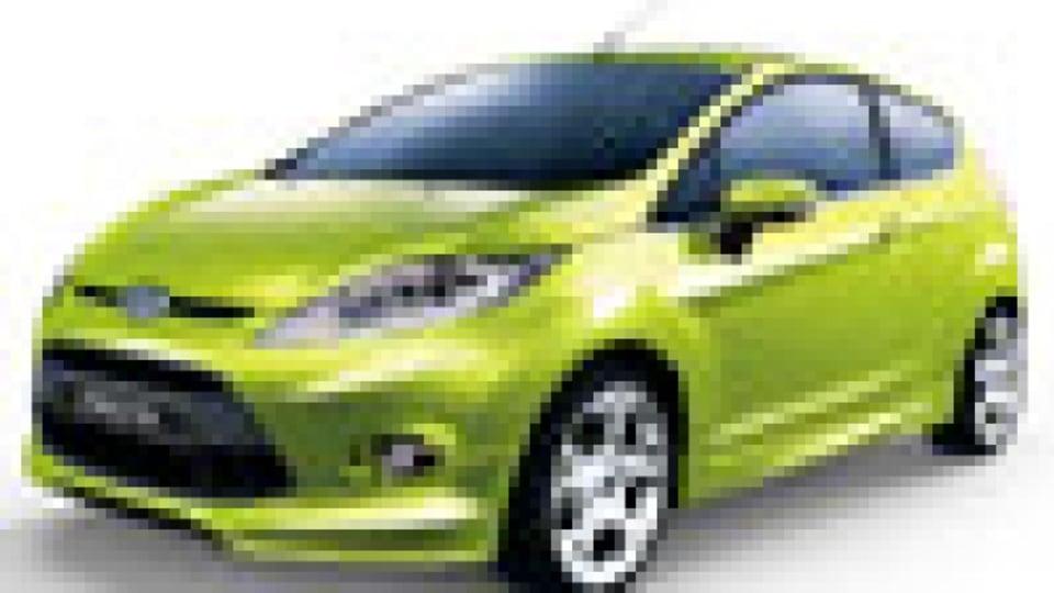 Next model up: Ford Fiesta