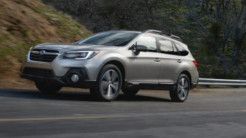 2018 Subaru Outback.