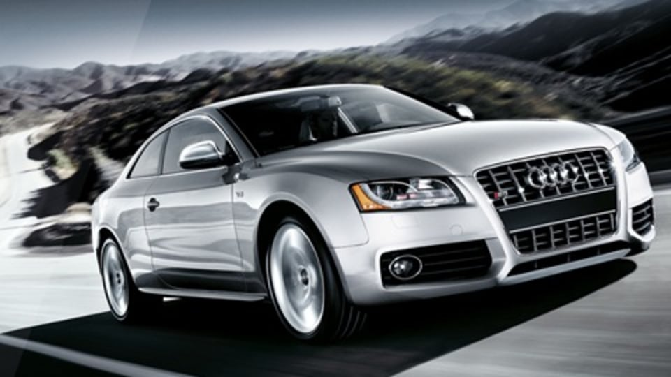 Audi S4 And S5 To Drop To Four-Cylinder Configuration