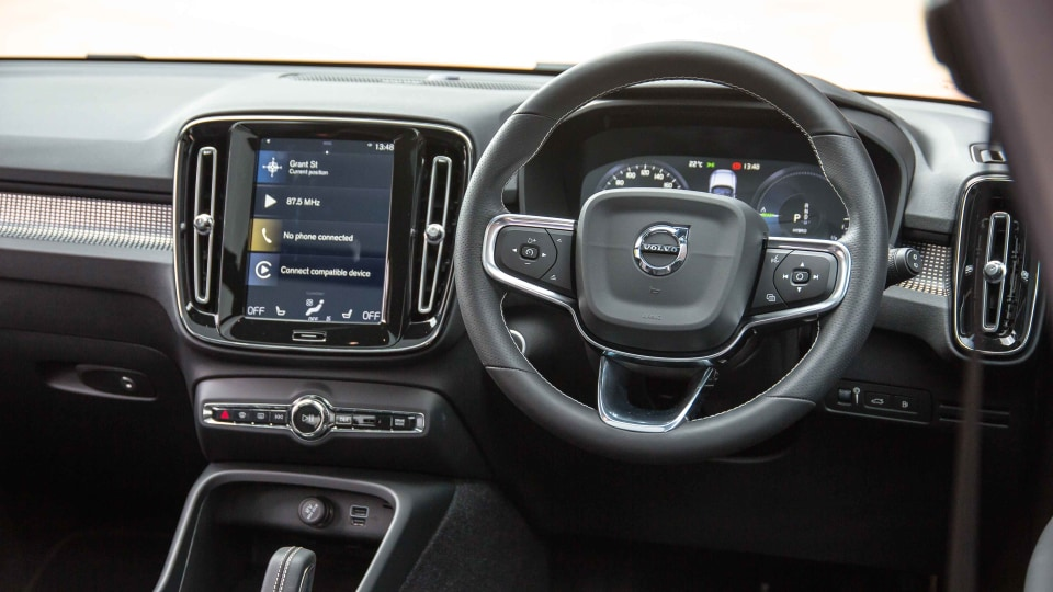 2021 Volvo XC40 Recharge review-4