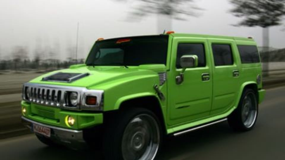 Changfeng and Mahindra Not Interested in Hummer