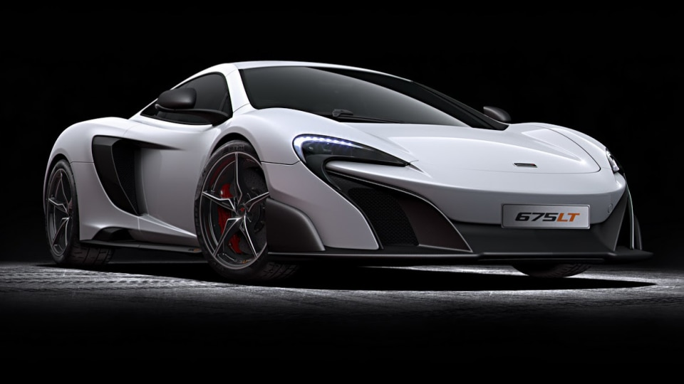 McLaren 675LT: New Long Tail Is Everything The 650S Wants To Be