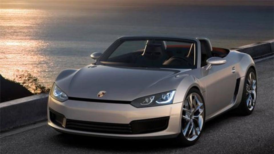 Porsche Confirms New Model For Detroit Show