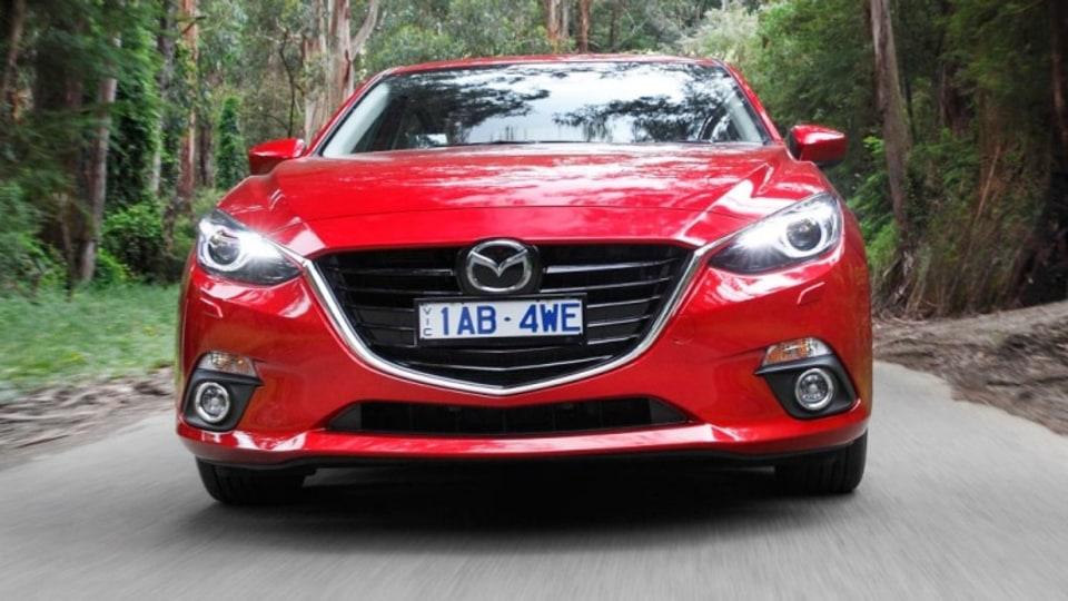 New Mazda3 Astina.