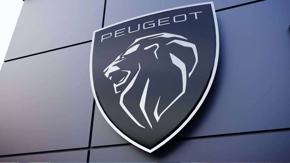 Peugeot reveals new logo, will debut on next-generation 308 hatch