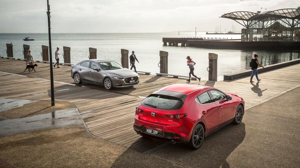 Mazda 3 2019 Range Review-3