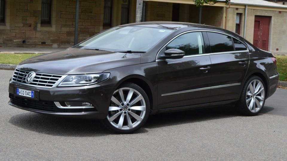 2013 Volkswagen CC V6 FSI Snapshot Review