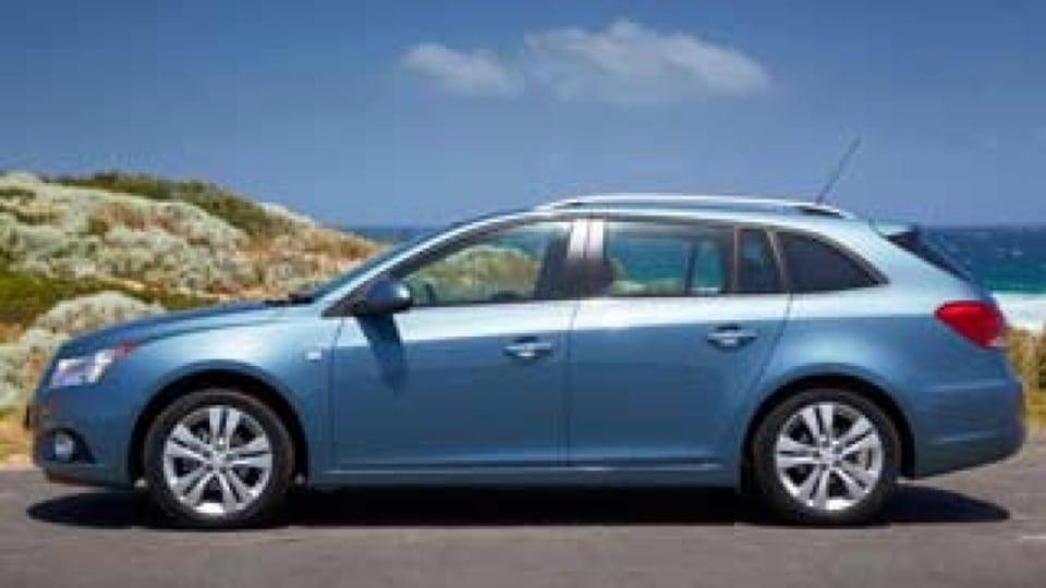 First drive: Holden Cruze Sportwagon