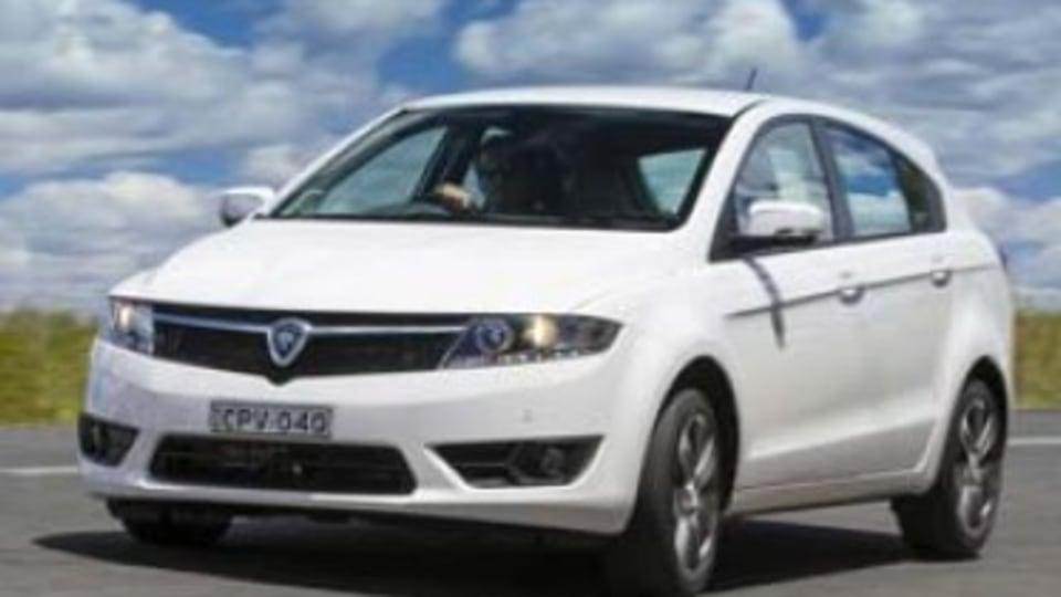 Proton Suprima S GXR new car review
