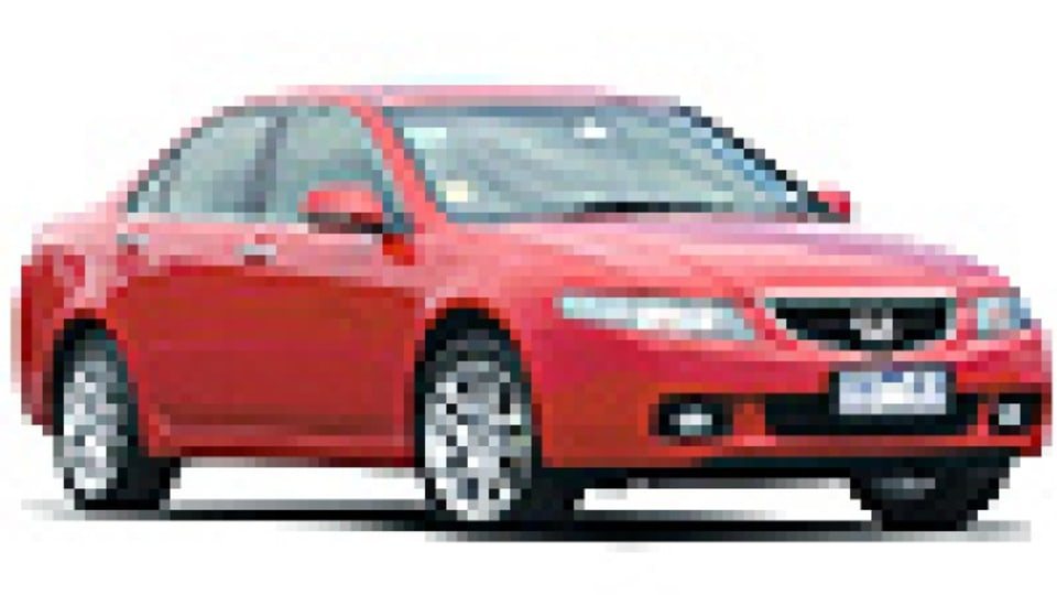 Medium-sized car good on safety and fuel consumption