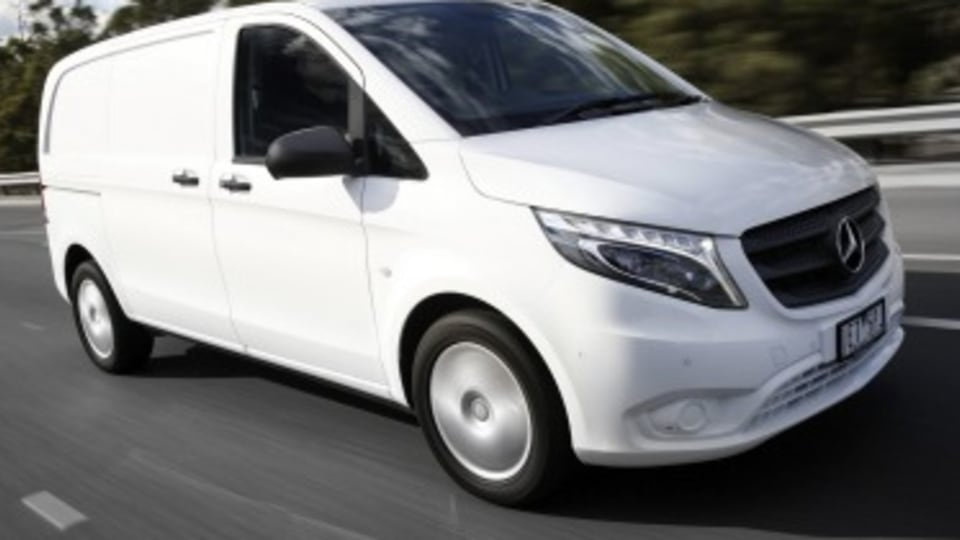 2015 Mercedes-Benz Vito first drive review