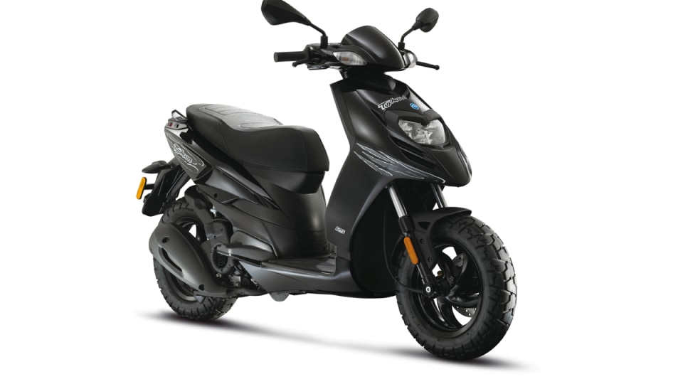 2012 Piaggio Typhoon 125 On Sale From December