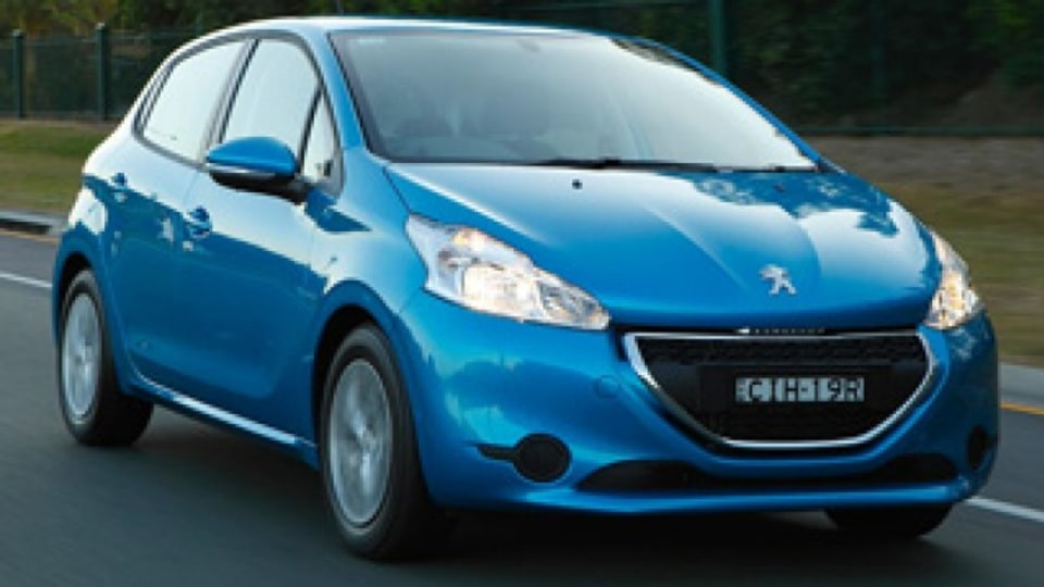First drive: Peugeot 208