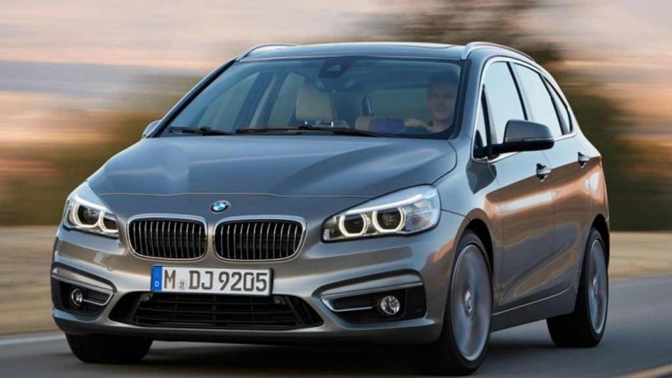 BMW 2-Series Active Tourer.