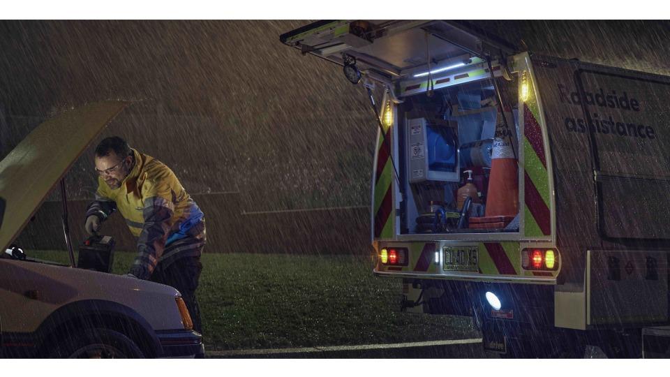 NRMA roadside assistance