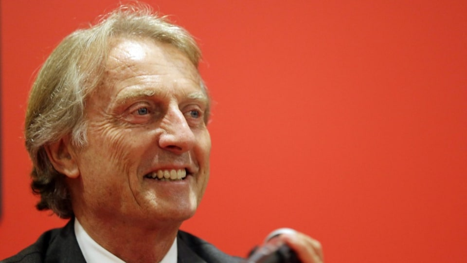 Former Ferrari boss Luca di Montezemolo has stepped into a surprise new role.