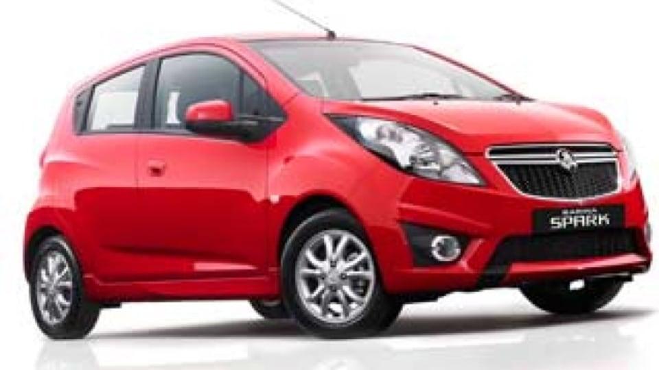 First drive: Holden Barina Spark