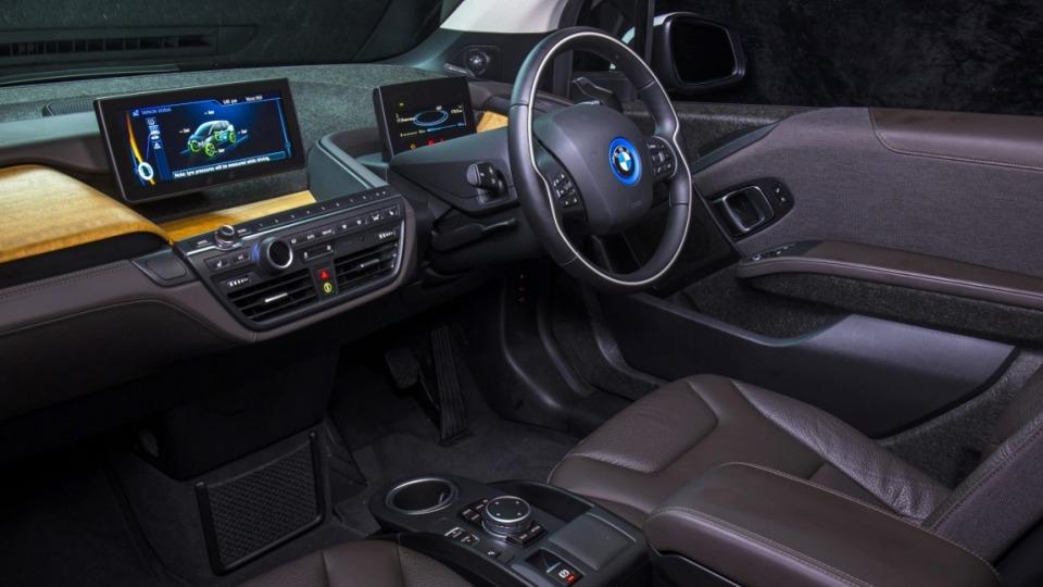 BMW i3 Rex.