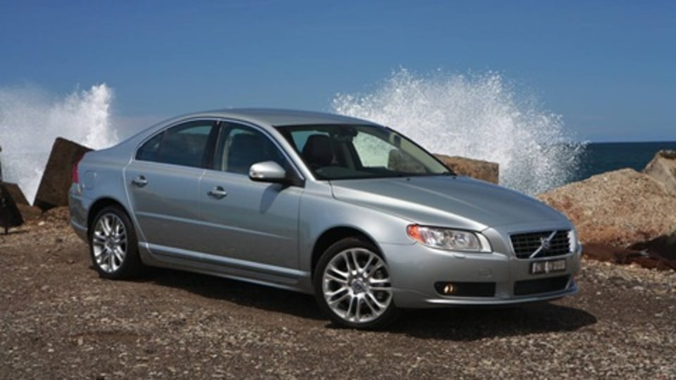 New Volvo S80 T6 AWD
