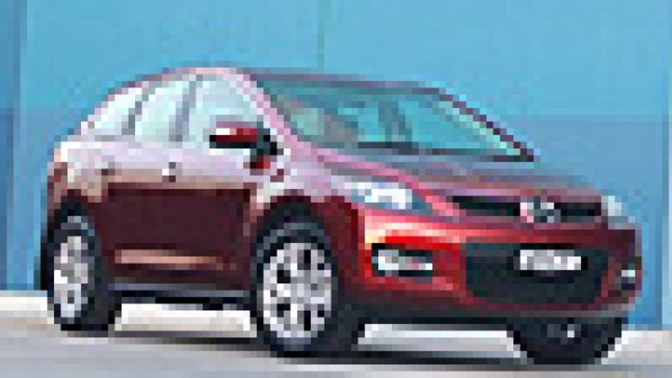 Mazda's 4WD shake-up
