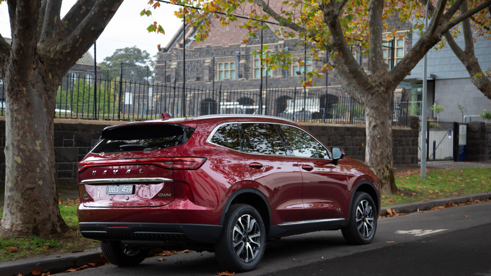 2021 Haval H6 launch review-4