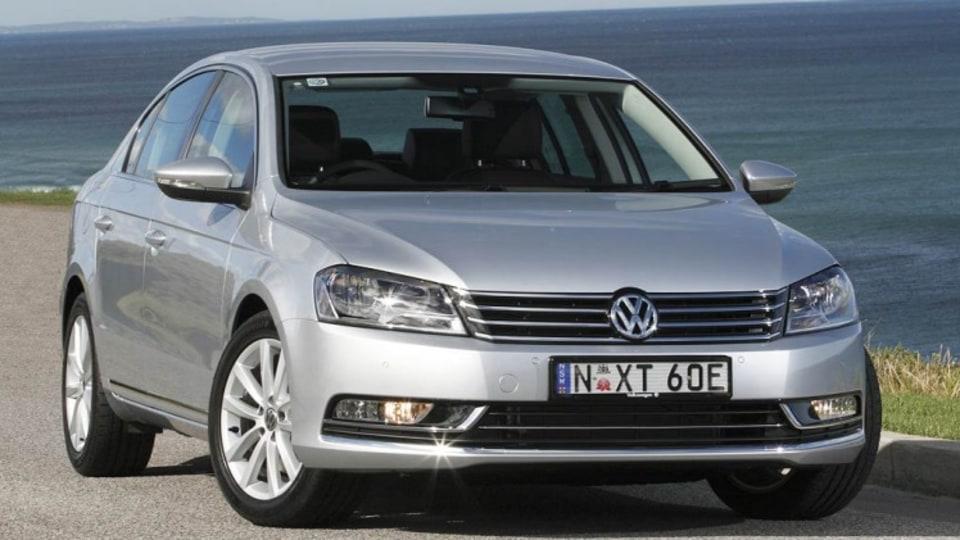 2011 Volkswagen Passat 125 TDI