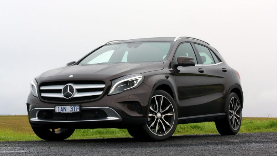 Mercedes-Benz is set to offer a plug-in hybrid version of its new GLA-class SUV.