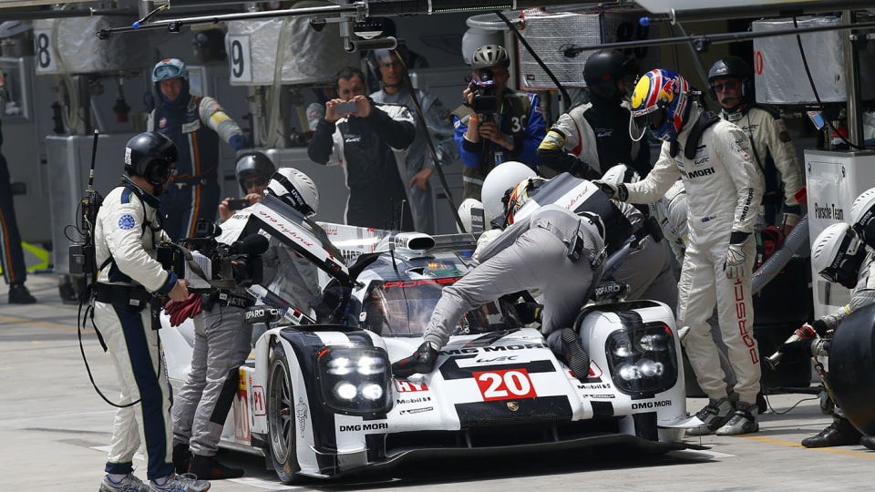Conscious Mark Webber Hospitalised After Interlagos WEC Crash: Video