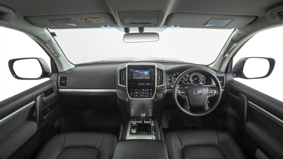 2017 Toyota LandCruiser Altitude special edition.
