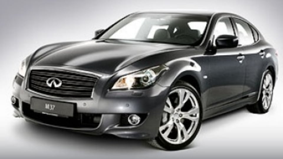 Infiniti to challenge BMW, Audi, Mercedes-Benz